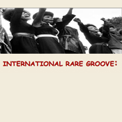 International Rare Groove: IRG