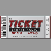 WI2XAC - The Ticket Sports Radio 740 AM