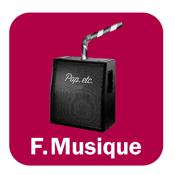 France Musique  -  Chronique : musiques actuelles