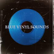 blue vinyl sounds