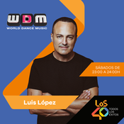 Los 40 - World Dance Music (Programa completo)