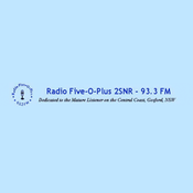 2SNR - Radio Five-O-Plus 93.3 FM