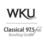 WKU Classical
