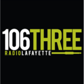 106THREE Radio Lafayette