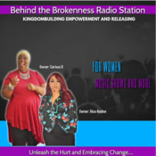 Behind the Brokenness Radio