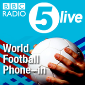 5 live\'s World Football Phone-in