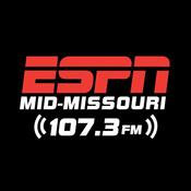KLPW-FM - ESPN Mid-Missouri 107.3 FM