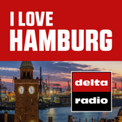 delta radio I love Hamburg