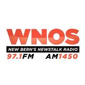 WNOS - WNOS New Bern's Newstalk Radio 1450 AM