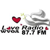 WVOA-FM - LOVE RADIO 87.7 FM